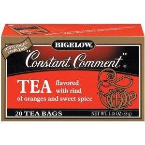 Bigelow Constant Comment Tea 20-Count (Pack of 6)