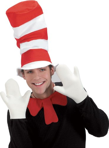 Cat in the Hat Accessory Set