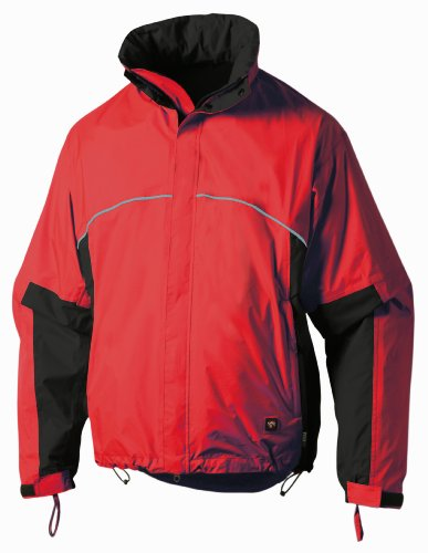Keela Odin Jacket Red/Black XXXL