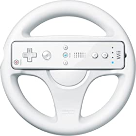 Official Nintendo Wii Wheel - CDN$ 14.19