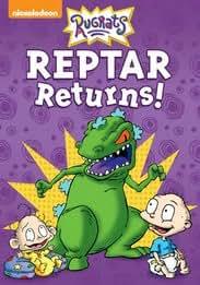 Rugrats: Reptar Returns! DVD