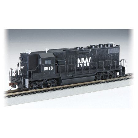 Bachmann Trains Gp50 Norfolk And Western #6518