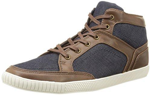 Celio - Vyhigh, Sneakers da uomo, blu (marine), 46