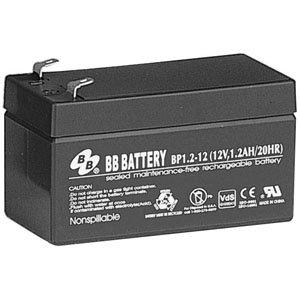 B.B. Battery 12V 1.2Ah Battery, T1 Terminal BP1.2-12-T1 (Mini Kota 35 compare prices)