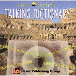 Latin-English Talking Dictionary