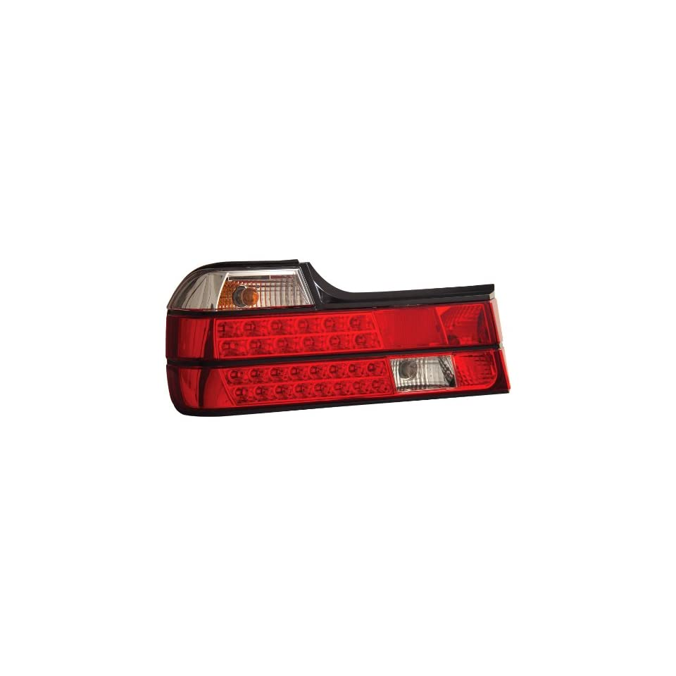 Anzo USA 321071 BMW Red/Clear LED Tail Light Assembly   (Sold in Pairs)