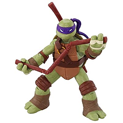 2x Teenage Mutant Ninja Turtles Action Figure Donatello