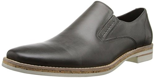 Kenneth Cole New York Men's Pop The Cork LE Slip-On Loafer, Grey, 11.5 M US (Mark New York Leather compare prices)
