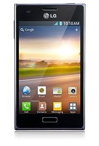 LG Optimus L5, Nero