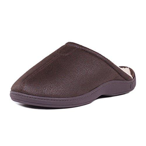 isotoner-mens-pebble-swept-back-mule-slippers-medium-brown