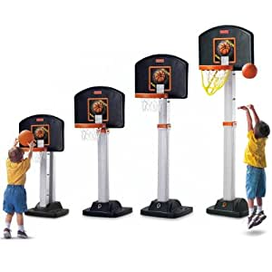Fisher-Price I Can Play Basketball, Frustration-Free Packaging