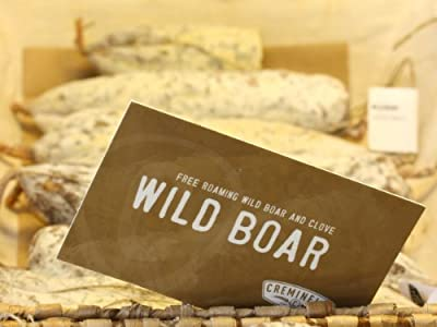 Creminelli Wild Boar Salami