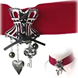 Alchemy Gothic St Cyr's Delight Choker Necklace