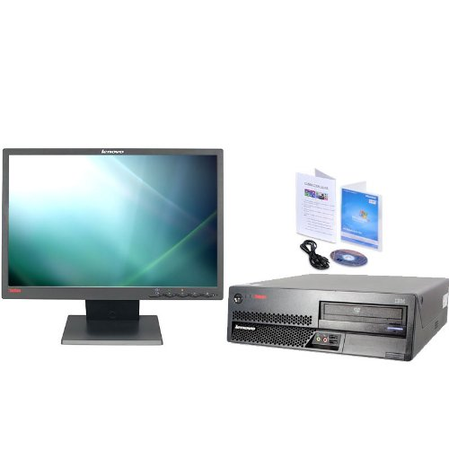 788b38b545730 IBM ThinkCentre M55 Intel Core 2 Duo 1800 MHz 400Gig Serial ATA HDD 2048mb  DDR2 Memory DVD ROM Genuine Windows XP Professional + 15 Flat Panel LCD  Monitor ...