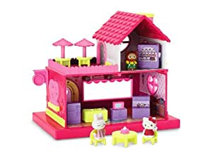 Hello Kitty Cool Cafe Playset