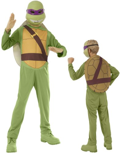 Tmnt Teenage Mutant Ninja Turtles Donatello Action Blister Costume Set