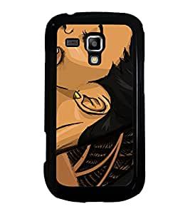 Printvisa Ultra Love Couple 2D Hard Polycarbonate Designer Back Case Cover for Samsung Galaxy...
