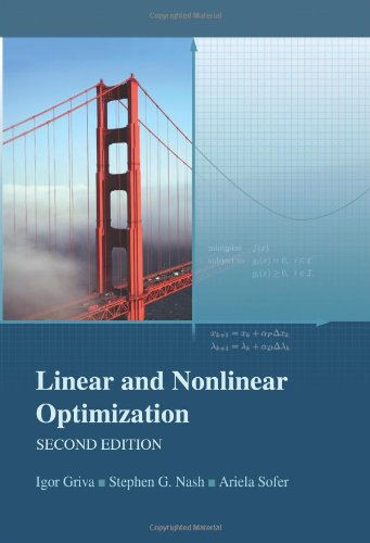 Linear and Nonlinear Optimization, Second Edition