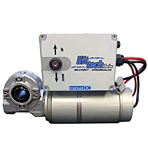 Amrc eddw12 craftlander electric direct for Boat lift motors 12 volt