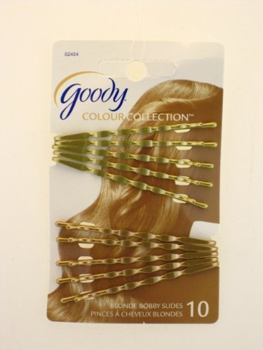 goody-colour-collection-wavy-bobby-slides-blonde-10-pk