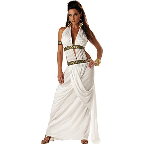 Spartan Queen Costume - Small - Dress Size 6-8