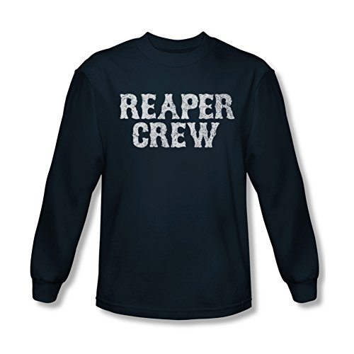 Sons Of Anarchy Reaper Crew Long Sleeve T-Shirt SOA104LS