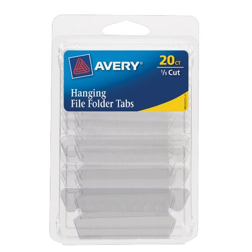 avery worksaver tab inserts 2 inches white 100 inserts