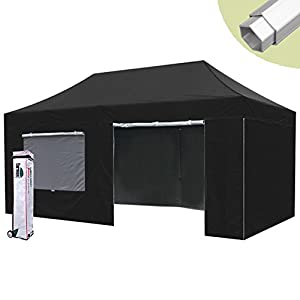Amazon Com Eurmax Pro 10x20 Pop Up Canopy Wedding Party Tent Instant Outdoor Gazebo With