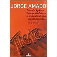 Tieta do Agreste: Jorge Amado: 9789722017985: Amazon.com