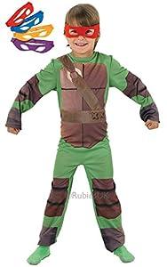 Classic Teenage Mutant Ninja Turtles - Childrens Fancy Dress Costume