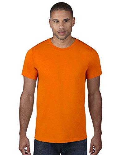 Anvil Adult Fashion maglietta Neon Orange Large