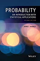 Probability: An Introduction with Statistical Applications, 2nd Edition Front Cover