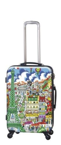 Heys USA Luggage Fazzino Paris La Joie De Vie