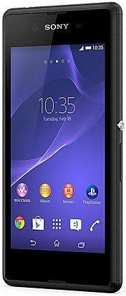 Sony Xperia E3 (Single SIM, Black)