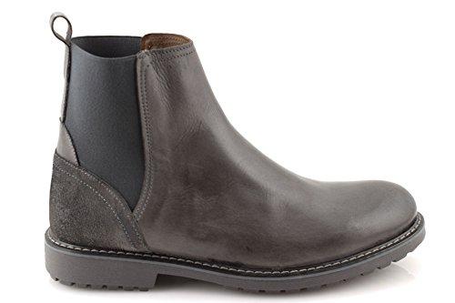 Stivaletti uomo invernali pelle Beatles scarpe uomo stivaletto neri cuoio made in italy