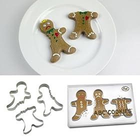 Poor Gingerbread Man #2
