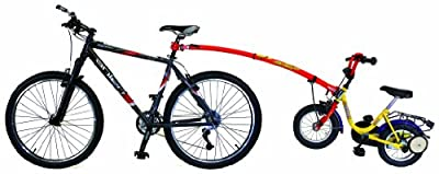 Trail-Gator 650025 Tandem Bar Red
