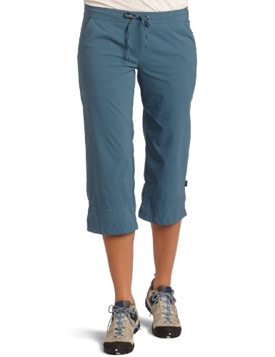 prAna Women's Bliss Capri, Pacifica