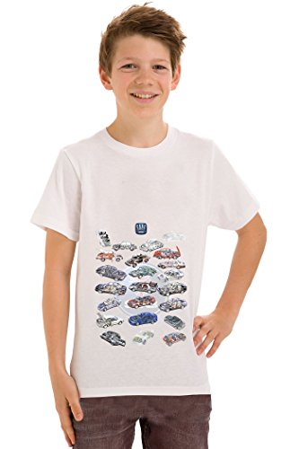 saab-assorted-models-t-shirt-kids-unisex-t-shirt-ages-5-13-extra-small