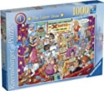 1000 Piece Jigsaw Puzzle The Talent S...