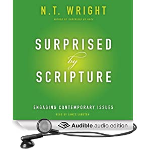 Surprised by Scripture: Engaging Contemporary Issues