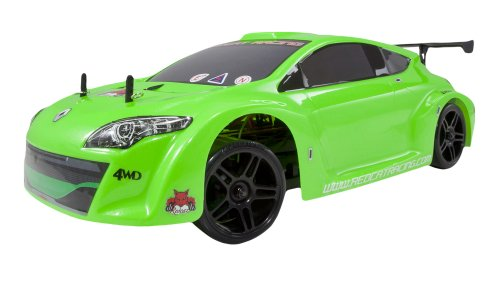 Redcat Racing Lightning Epx Electric Drift Car, Green, 1/10 Scale