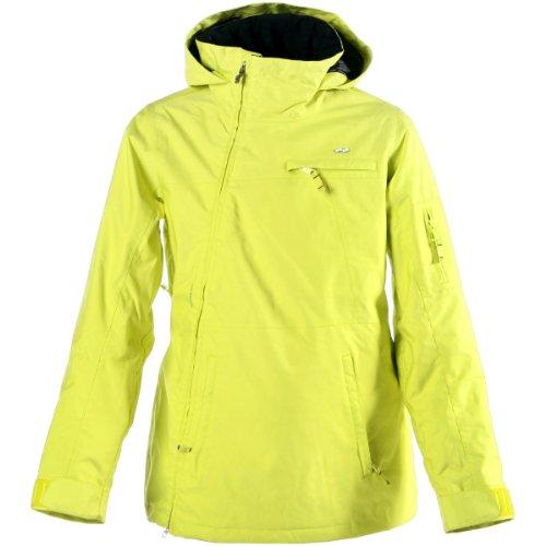 Damen Snowboard Jacke Foursquare Hearn Jacket Women sulphur spring XS