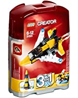 Lego Creator - 31001 - Jeu de Construction - Le Mini Avion