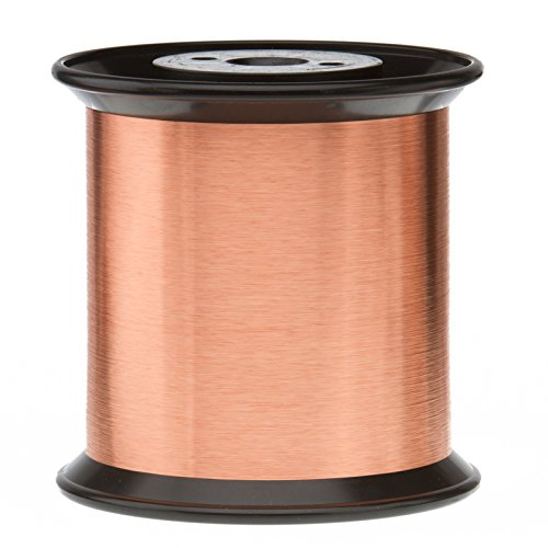 Magnet Wire, Enameled Copper Wire, 42 AWG