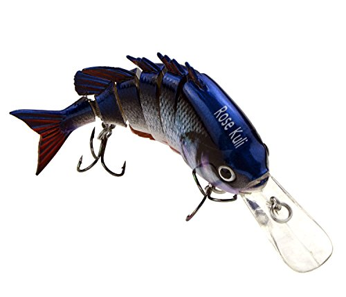 rose-kuli-life-like-hard-body-swim-multi-jointed-hard-fishing-lure-hook-size-6-blue