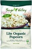 Sage Valley Organic Lite Popcorn -- 3.5 oz
