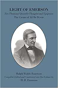 Ralph waldo emerson books he wrote