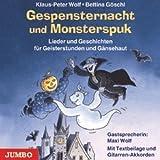 Gespensternacht und Monsterspuk -