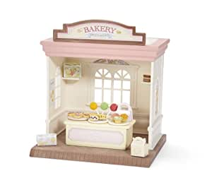 Calico Critters Calico Bakery